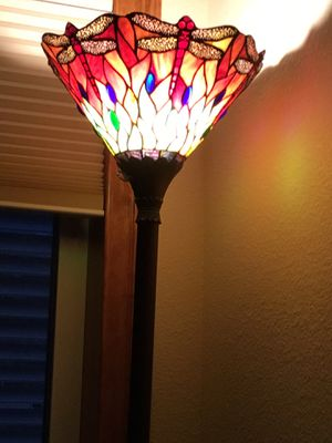 Dragonfly floor lamp for Sale in Inverness, FL