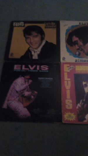 Elvis records for Sale in Cuero, TX
