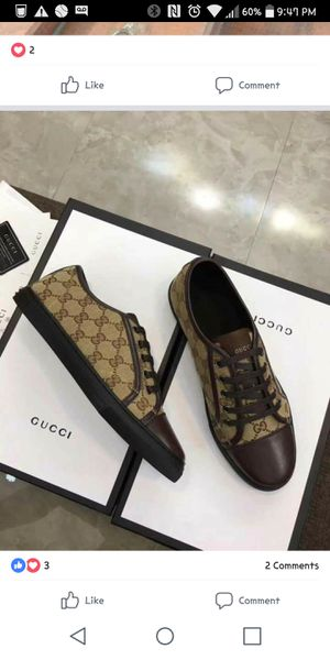 Gucci shoes for Sale in Glenwood, GA