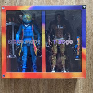 Travis Scott x Fortnite Action Figures for Sale in San Dimas, CA