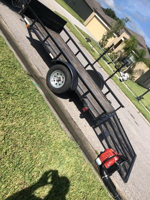 5x10 trailer for Sale in Dade City, FL