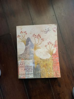 Garner's Art Through the Ages 15th edition A Global History, Vol.1 by Fred S. Kleiner for Sale in Los Angeles, CA