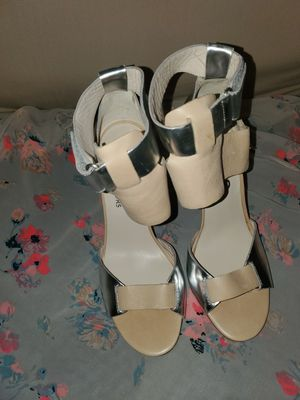 Michael Kors Heels 7 Barley worn for Sale in Swansea, IL