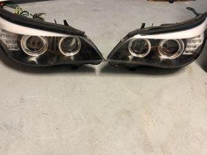 2005 525i bmw headlights for Sale in Lake Wales, FL