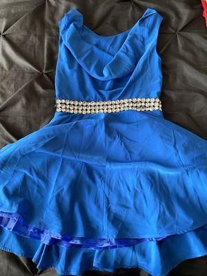 Short blue dress for Sale in Queen Creek, AZ