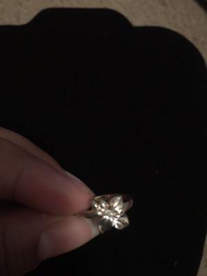 925 Flower ring for Sale in Norfolk, VA