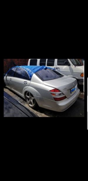 FOR PARTS MB MERCEDES BENZ S550 S600 S55 S63 CLS550 AMG SPORT for Sale in Inglewood, CA