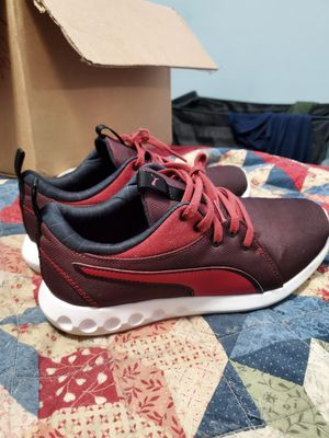 Mens puma shoes size 7 for Sale in Hudson, FL