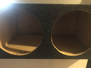 15in subwoofer box for Sale in Ford, VA
