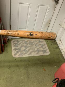 Wooden Louisville Slugger Baseball Bat for Sale in Bradenton,  FL