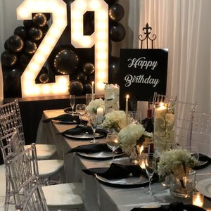 Holiday party, Baby Shower, Anniversary , Birthday for Sale in Loganville, GA