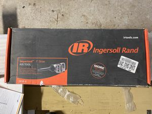 Ingersoll Rand 1 inch drive impact air tool for Sale in Gresham, OR