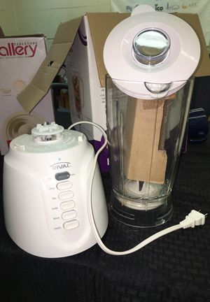 Rival 6 Speed Blender for Sale in Columbus, OH