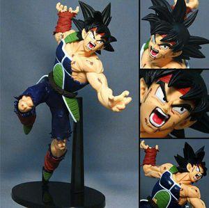 NEW!!! Dragon Ball Z 8.3-inch Bardock Figure SCulture Big Budoukai 5 Volume 2! - Banpresto for Sale in Meriden, CT