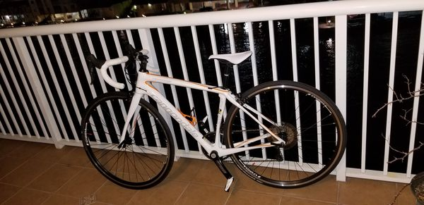 Carbon Road bike Cannondale synapse
