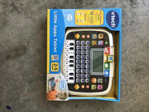 Vtech little tablet for Sale in Murrieta, CA