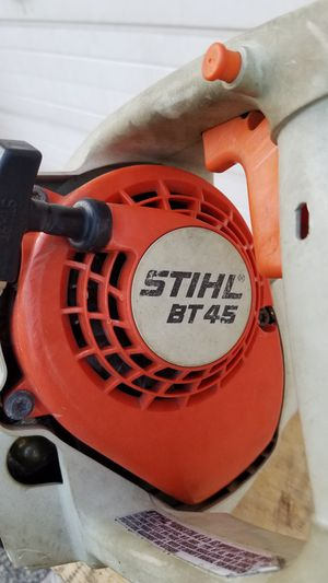 STHIL GASOLINE DRILL NEED TUNE UP SELL AS IS for Sale in Coconut Creek, FL