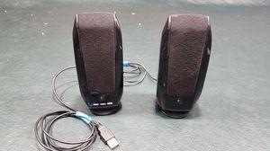 Logitech desktop /laptop speakers for Sale in Poway, CA