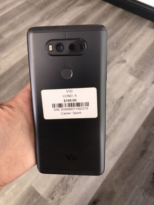 LG V20- SPRINT- EXCELLENT CONDITION!! for Sale in Las Vegas, NV