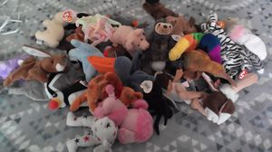 38 Beanie babies for Sale in French Camp, CA