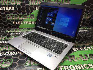 HP laptop with 8gig RAM, Windows 10, HDMI, Webcam ZOOM READY!! WARRANTY!! BACKLIT KEYBOARD for Sale in Houston, TX