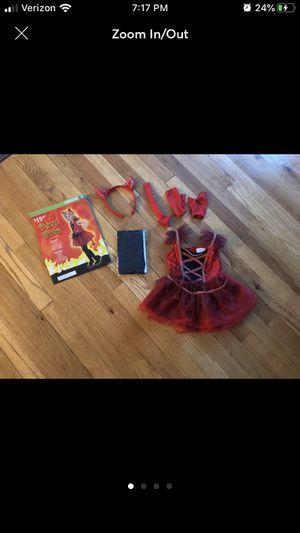 Devil Halloween costume for Sale in Oceanside, NY