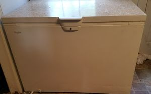 Whirlpool Deep Freezer for Sale in Appomattox, VA