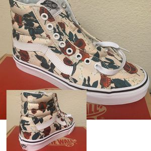 Vans high top for woman / girls - size 5 for Sale in Santa Ana, CA