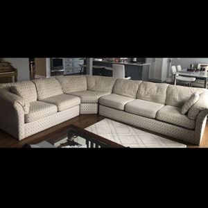 Sectional With Full Size Mattress + FREE DELIVERY 🚚 for Sale in Deerfield, IL