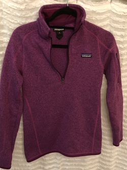 Women's Patagonia Half Zip Jacket Fleece Thermal Size XS for Sale in Snohomish,  WA