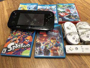 Nintendo Wii U for Sale in Chico, CA