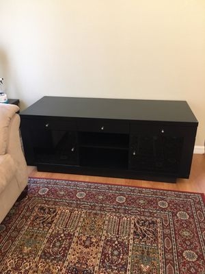 """Tv stand hold up 65"""" tv for Sale in Palm Bay, FL"""