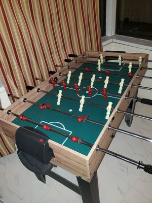 Foosball air hockey pool table for kids for Sale in Orlando, FL