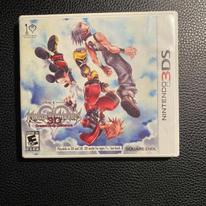 Kingdom Hearts 3D DDD for 3DS for Sale in Fort Lauderdale, FL