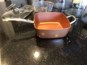 Copper Chef pan for Sale in Phoenix, AZ