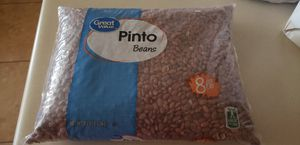 Free 8 lbs Pinto Beans for Sale in Glendale, AZ