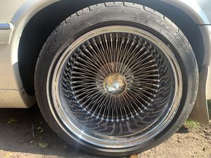 """15"""" universal Dayton's with low pro's for Sale in Prineville, OR"""