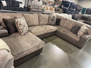 Large Ultra Plush Sectional for Sale in Portland, OR