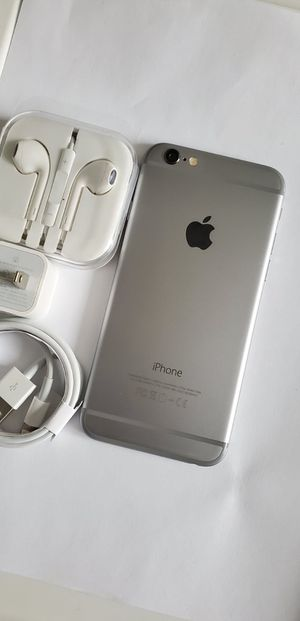 iPhone 6,64gb, *|Factory Unlocked & iCloud Unlocked.. Excellent Condition, Like a New... for Sale in Springfield, VA