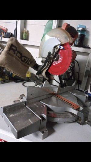 Ridgid table saw for Sale in Hayward, CA
