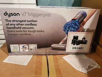 Dyson V7 Trigger Pro for Sale in San Antonio,  TX