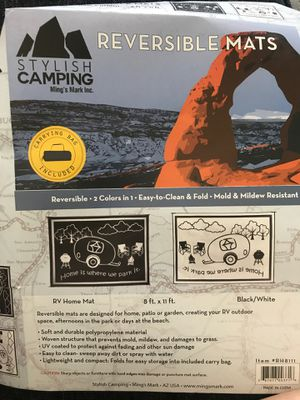 RV camping mat for Sale in Corona, CA