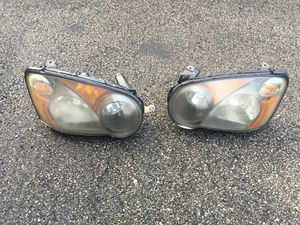 2004 2005 Subaru WRX headlights left and right for Sale in Easton, MA