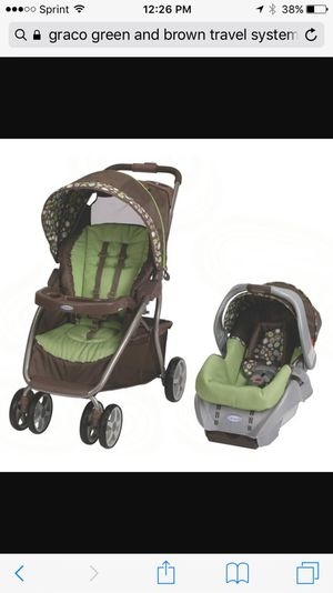 Carseat baby travel system for Sale in Houston, TX