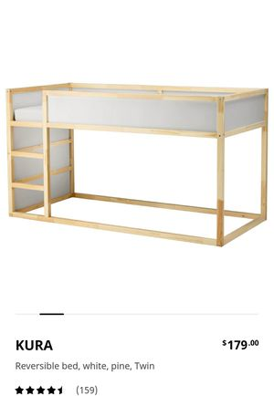 Loft/bunk bed (Mattress not included) for Sale in Oakland, CA