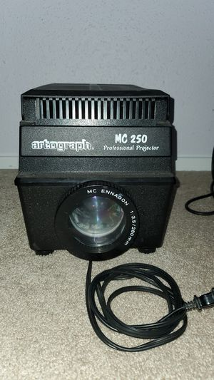 Artograph MC 250 professional projector for Sale in Houston, TX