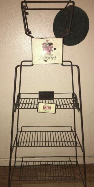 1800 Tequila Bottle Design Licensed Rack for Sale in Fresno, CA