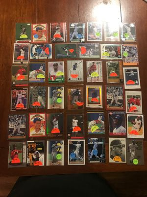 Baseball Ken Griffey cards for Sale in Torrance, CA