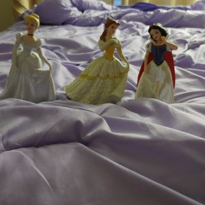 Disney Princess Figurines for Sale in Chandler, AZ