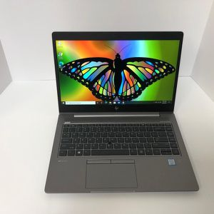 HP Bang & olufsen Zbook 14U G5 - i7 8th gen Laptop for Sale in Santa Ana, CA